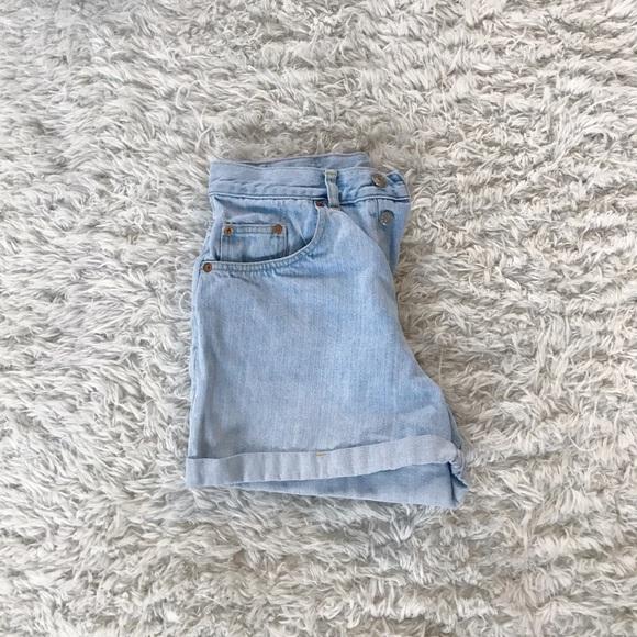 304e5df57a T.C.F.S. Shorts   Vintage Highwaist Cuff   Poshmark